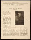 view Yasushi Tanaka letters to Frederic C. Torrey, 1913-1924 digital asset number 1