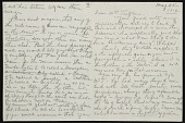 view Henry O. Tanner letters to the Pennsylvania Academy of the Fine Arts, 1885-1909 digital asset number 1