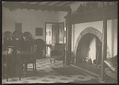 view Interior of Edgewood, the Tanner home in Trepied, France digital asset number 1