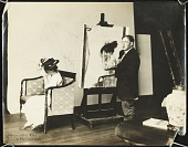 view Edmund C. Tarbell papers, circa 1855-circa 2000, bulk 1885-1938 digital asset number 1