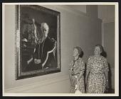 view Edward Tarbell Centennial Exhibition Installation digital asset: Edward Tarbell Centennial Exhibition Installation