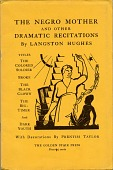 view The Negro mother and other dramatic recitations digital asset number 1