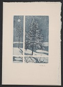 view Kathleen Spagnolo Christmas card to Prentiss Taylor digital asset number 1