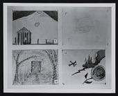 view Reproduction of drawings by patients, St. Elizabeth's Hospital digital asset number 1