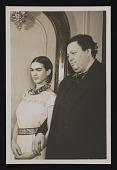 view Portrait of Frida Kahlo and Diego Rivera digital asset number 1