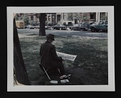 view Photograph of Polly Thayer Starr painting, Commonwealth Avenue, Boston, Massachusetts digital asset number 1