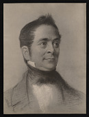 view Photograph of portrait of Johann Adrian Friederich Thieme by Eastman Johnson digital asset number 1
