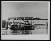 view Of Steamboats (Copy Prints of circa 1900 images) digital asset: Of Steamboats (Copy Prints of circa 1900 images)
