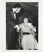 view Alma Thomas with unidentified man digital asset number 1