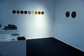 view Jack Goldstein installation at the ThomasLewallen Gallery digital asset number 1