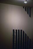 view Daniel Buren installation at the ThomasLewallen Gallery digital asset number 1