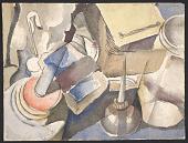 view Watercolor studies digital asset number 1
