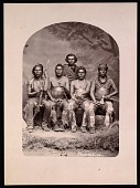 view Four brothers of the Pawnee digital asset number 1