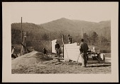 view Building the pottery shop at Black Mountain College digital asset number 1