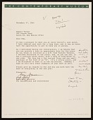 view James Jensen, Honolulu letter to Robert Chapman Turner, Santa Fe, N.M. digital asset number 1