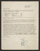 view James Johnson Sweeney, Chicago, Ill. letter to Eva Watson-Schütze, New York, N.Y. digital asset number 1