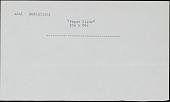view Notes for <em>Some Modern Primitives</em> exhibition listing <em>Femme Blue</em>, by Amedeo Modigliani digital asset number 1