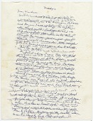 view Mark Tobey to Windsor Utley digital asset: page 1