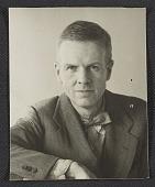 view Paul Vanderbilt papers, 1854-1992, bulk 1945-1992 digital asset number 1