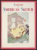 view Cover of <em>Tatler and American Sketch</em> magazine digital asset number 1