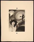 view John Vassos illustration proof for <em>Salome</em> digital asset number 1
