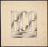 view Radio Corporation of America logo designed by John Vassos digital asset number 1
