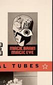 "view Detail of ""Magic Brain, Magic Eye"" logo by John Vassos from poster advertising RCA Victor radios digital asset number 1"