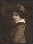view Portrait of Bessie Potter Vonnoh digital asset number 1