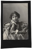 view Bessie Potter Vonnoh as a young girl digital asset number 1