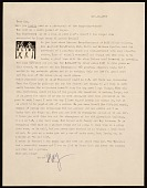 view May Wilson letter to Samuel J. Wagstaff digital asset number 1
