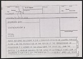 view James Lee Byars telegram to Musée du Louvre digital asset number 1