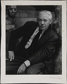view Photographs of Abraham Walkowitz by Arnold Newman digital asset: Photographs of Abraham Walkowitz by Arnold Newman