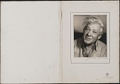 view Photographs of Abraham Walkowitz by Yolla Niclas digital asset: Photographs of Abraham Walkowitz by Yolla Niclas