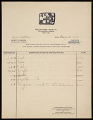 view Receipt from The Potter's Shop, Inc. to Carl Walters digital asset number 1
