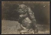 view Valerie Harrisse Walter's sculpture <em>John Daniel II</em> digital asset number 1