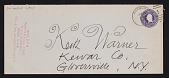 view Keith Warner papers digital asset: Calder, Alexander