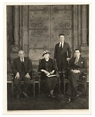 view Jury of Award for 1934 Carnegie Institute International digital asset number 1