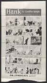 view Coulton Waugh <em>Hank</em> comic strip digital asset number 1