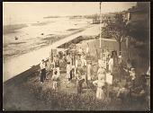 view Edwin Ambrose Webster plein-air painting class, Provincetown, Mass. digital asset number 1