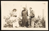 view Georgianna Webster, an unidentified woman, and E. Ambrose Webster digital asset number 1