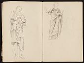 view Edwin Ambrose Webster sketchbook digital asset number 1