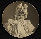 view Katharine Lane Weems as a little girl digital asset number 1