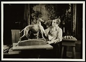 view Katharine Lane Weems working on a sculpture of a greyhound digital asset number 1