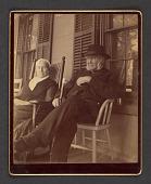 view Photograph of Robert Walter Weir and Susan Bayard Weir digital asset: front