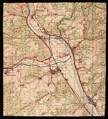 view Topographic map of the Rhine digital asset number 1