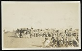 view Combing, drying and transporting wool for American Relief, Baghdad, Persia digital asset number 1