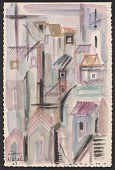 view Carlos Botelho, Lisbon, Portugal christmas card to Harold Weston digital asset number 1