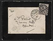 view James McNeill Whistler letter to Herbert Charles Pollitt digital asset: envelope