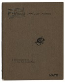 view <i>Catalogue of a Collection of Etchings and Dry Points by Whistler</i> digital asset: cover