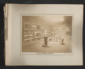 view Scrapbook of materials relating to George Whitney's art collection digital asset: page 4